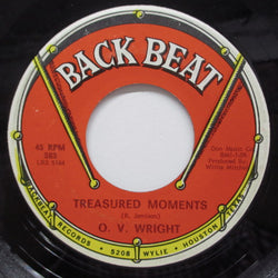 O.V.WRIGHT - Treasured Moments (US Orig)