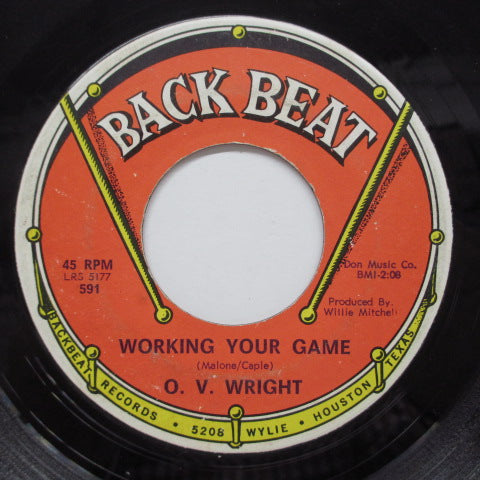 O.V.WRIGHT - Oh Baby Mine (US Orig)