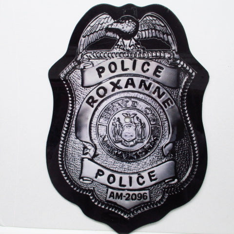 POLICE, THE (ポリス)  - Roxanne (US Ltd.Shaped Picture DIsc)