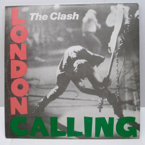 CLASH, THE - London Calling (Philippines Orig.2 x LP)