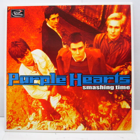 PURPLE HEARTS - Smashing Time (UK Orig.2 x LP)