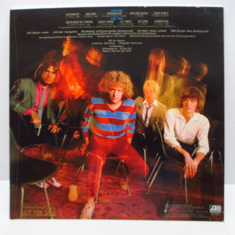 OFF BROADWAY USA - Quick Turns (US Orig.LP)