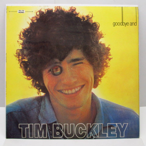TIM BUCKLEY - Goodbye & Hello (UK Orig.Mono LP+Inner/CS)