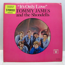 TOMMY JAMES & THE SHONDELLS - It's Only Love (US Orig.Stereo LP)