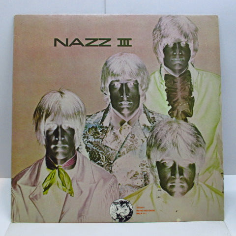 NAZZ - III (US Rhino 80's Re LP)