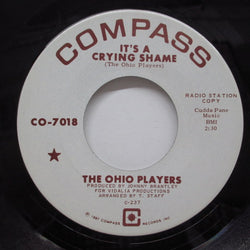 OHIO PLAYERS - It's A Crying Shame (US Promo)