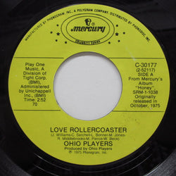 OHIO PLAYERS - Love Rollercoaster (US Reissue)