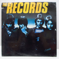 RECORDS, THE - Crashes (US Orig.LP)