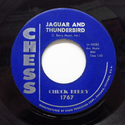 CHUCK BERRY - Jaguar And Thunderbird (Orig)