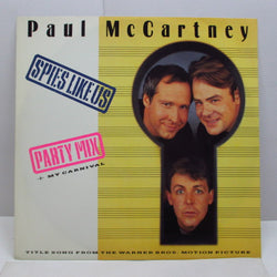 "PAUL McCARTNEY - Spies Like Us (UK Orig.12"")"