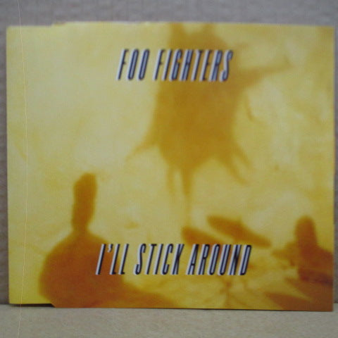 FOO FIGHTERS - I'll Stick Around (UK Orig.CD-EP)