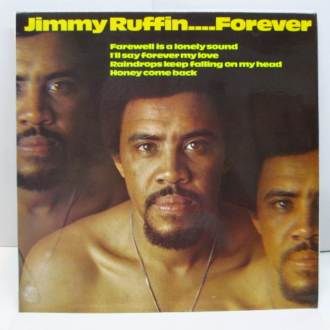 JIMMY RUFFIN - Jimmy Ruffin....Forever (UK Orig.Stereo LP/CFS)