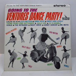VENTURES - Going To The Ventures Dance Party ! (UK Orig.Stereo/CFS)