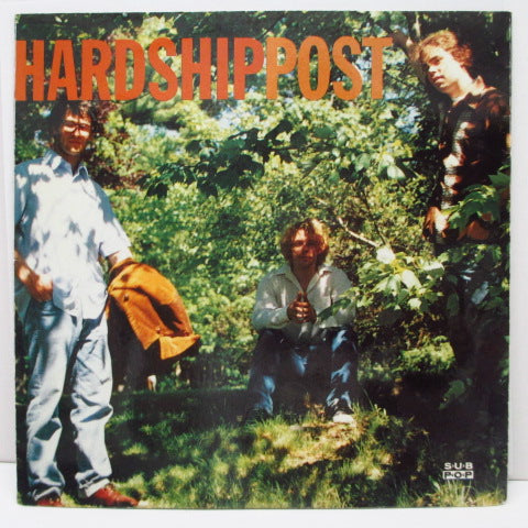 "HARDSHIP POST - Slick Talking Jack (US Orig.7"")"