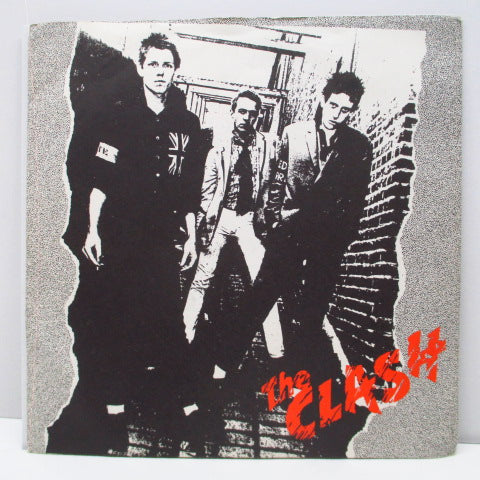 "CLASH, THE - Remote Control (UK Orig.7""/Big Hole Center)"
