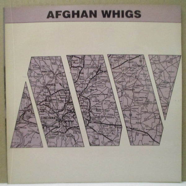 "AFGHAN WHIGS - Conjure Me (US Ltd.Gray Vinyl 7"")"