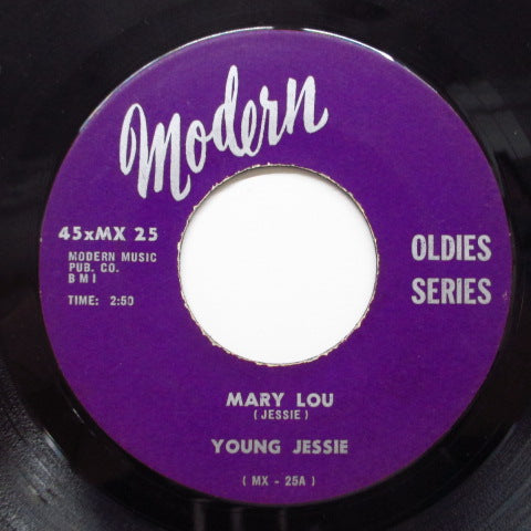 YOUNG JESSIE - Mary Lou (70's Reissue)