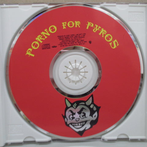PORNO FOR PYROS - S. T. (Japan Orig. CD)