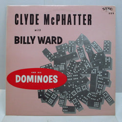BILLY WARD & HIS DOMINOES - Clyde McPhatter Featured with (Denmark Reissue)