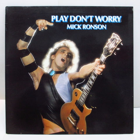 MICK RONSON - Play Don't Worry (UK Orig.CGS)