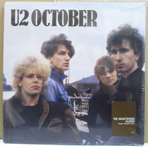 U2 - October (UK/EU Reissue.180 Gram LP)