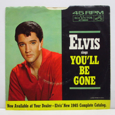 "ELVIS PRESLEY - Do The Clam (US Orig.7""+PS)"