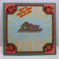FLYING BURRITO BROTHERS - Last Of The Red Hot Burritos (UK Orig.LP/CGS)