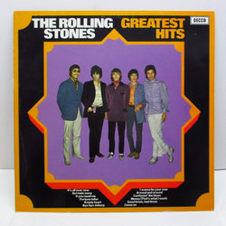 ROLLING STONES - Greatest Hits (DUTCH 80's Reissue Stereo)