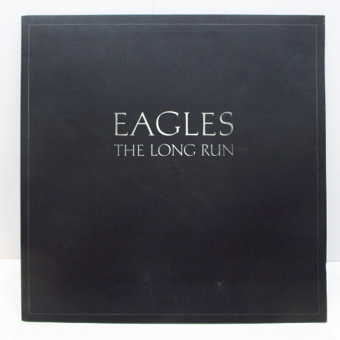 EAGLES - The Long Run (UK Orig.LP+Hard Inner)