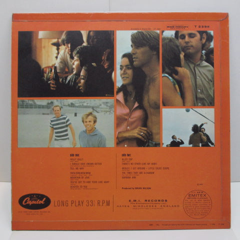 BEACH BOYS - Beach Boys' Party ! (UK:Orig.MONO)