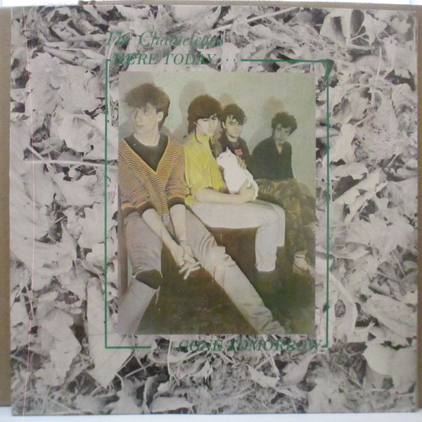 CHAMELEONS, THE - Here Today... Gone Tomorrow (UK Orig.LP)