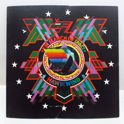 HAWKWIND - In Search Of Space (UK 70's Press 「R」ロゴ有りラベ/G&L GSl)