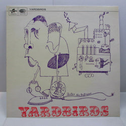 YARDBIRDS - Roger The Engineer (UK 70's Re 2xEMI Stereo/CS)