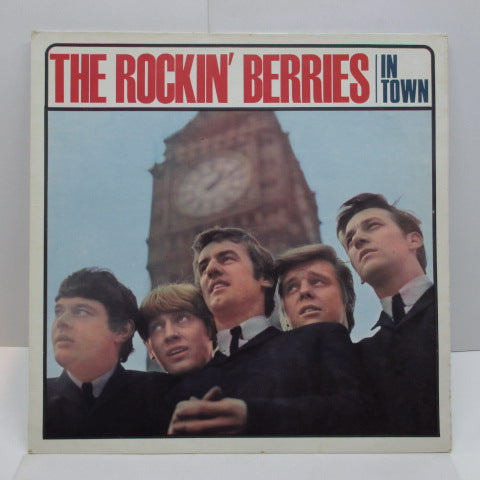 ROCKIN' BERRIES - In Town (UK:Orig.MONO)