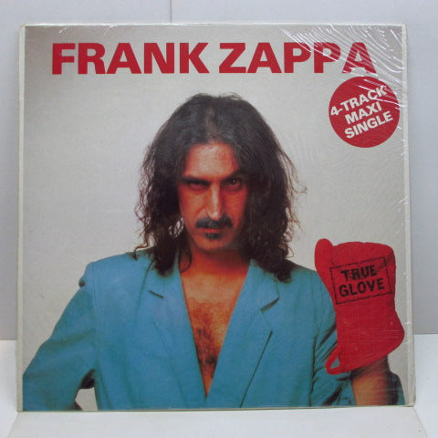 "FRANK ZAPPA - True Glove (German Orig.12"")"