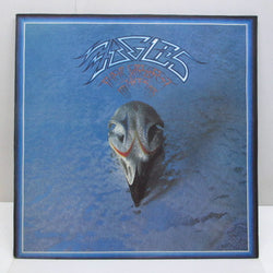 EAGLES - Their Greatest Hits 1971-75 (UK 70's Band Logo Label)