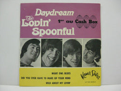 LOVIN' SPOONFUL - Daydream (French EP)