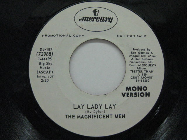 MAGNIFICENT MEN - Lay Lady Lay