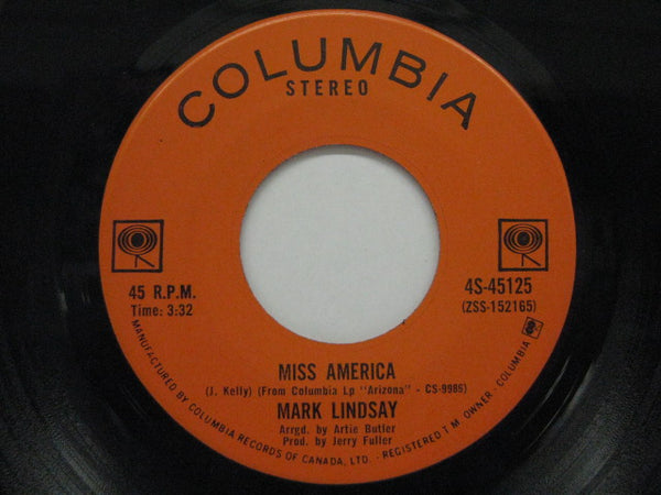 MARK LINDSAY - Miss America / Small Town Woman