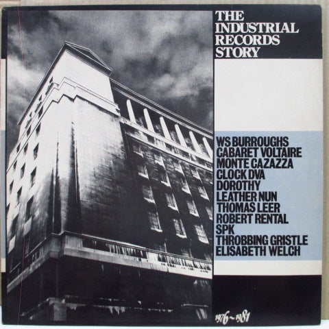 V.A. - The Industrial Records Story 1976-1981 (UK Orig. LP)
