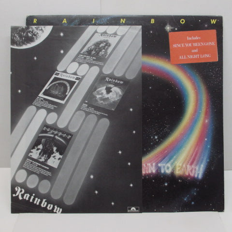 RAINBOW - Down To Earth (UK Orig.Black Vinyl LP)