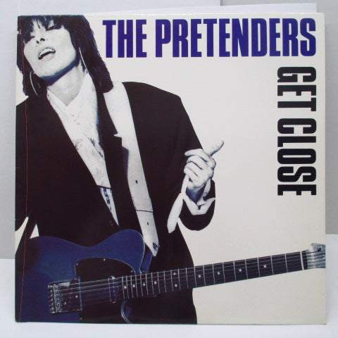 PRETENDERS - Get Close (US RCA Club LP/R-144453)