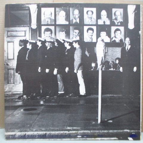 IAN DURY & THE BLOCKHEADS - Do It Yourself (US Orig.LP/クリーム色大ぶり花柄ジャケ)