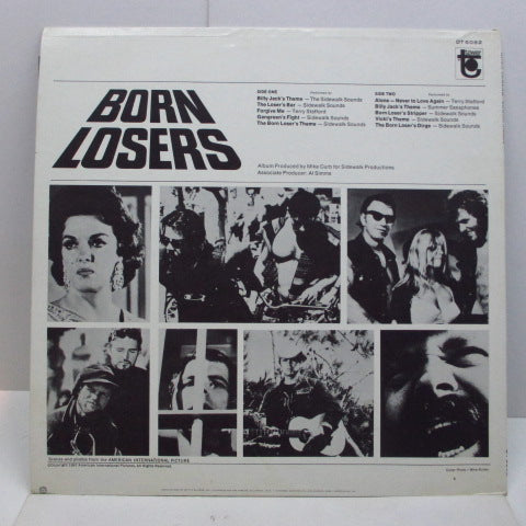 O.S.T. - Born Losers (US Orig.STEREO)