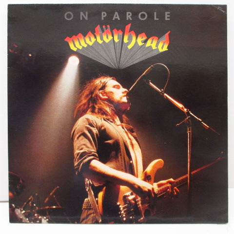 MOTORHEAD - On Parole (Fame)