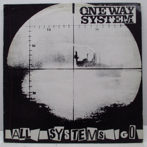 ONEWAY SYSTEM - All Systems Go (UK Orig.LP)