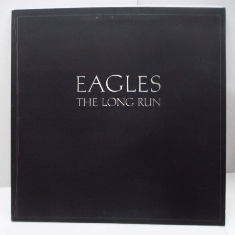 EAGLES - The Long Run (UK Orig.LP+Soft Inner/GS)