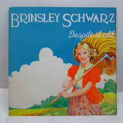 BRINSLEY SCHWARZ - Despite It All (UK Orig.LP/CGS)