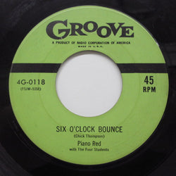 PIANO RED  (DR.FEELGOOD) - Six O'clock Bounce (US Orig)