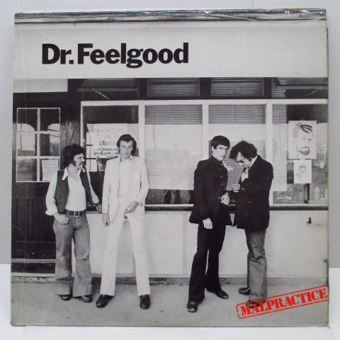DR.FEELGOOD - Malpractice (UK Orig.LP/CS)